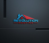 Revolution Roofing Logo - Entry #78