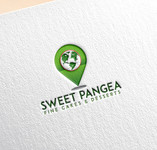 Sweet Pangea Logo - Entry #160