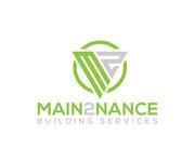 MAIN2NANCE BUILDING SERVICES Logo - Entry #14