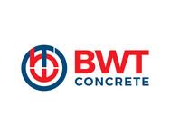 BWT Concrete Logo - Entry #250