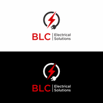 BLC Electrical Solutions Logo - Entry #26