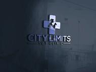 City Limits Vet Clinic Logo - Entry #180