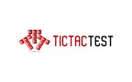 TicTacTest Logo - Entry #75