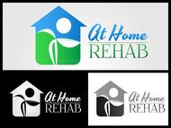 At Home Rehab Logo - Entry #66
