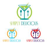 Simply Delicious Logo - Entry #24