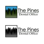 The Pines Dental Office Logo - Entry #12