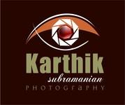 Karthik Subramanian Photography Logo - Entry #217