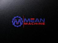 Mean Machine Logo - Entry #3