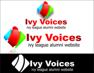 Logo for Ivy Voices - Entry #138