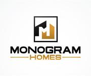 Monogram Homes Logo - Entry #42