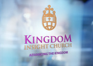 Kingdom Insight Church  Logo - Entry #125