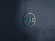 A & E Logo - Entry #177