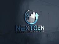 NextGen Accounting & Tax LLC Logo - Entry #558