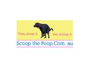 ScoopThePoop.com.au Logo - Entry #50