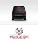 Choate Customs Logo - Entry #416