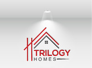 TRILOGY HOMES Logo - Entry #88