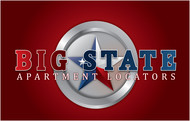 Big State Apartment Locators Logo - Entry #41