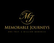 Memorable Journeys Logo - Entry #36