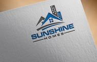 Sunshine Homes Logo - Entry #558