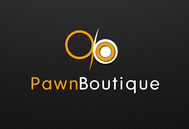 Either Midtown Pawn Boutique or just Pawn Boutique Logo - Entry #85