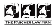 The Pascher Law Firm Logo - Entry #20