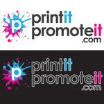 PrintItPromoteIt.com Logo - Entry #127