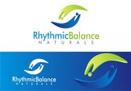 Rhythmic Balance Naturals Logo - Entry #30