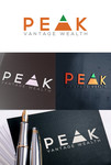 Peak Vantage Wealth Logo - Entry #162