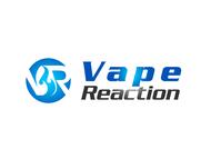 Vape Reaction Logo - Entry #136