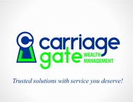 Carriage Gate Wealth Management Logo - Entry #6