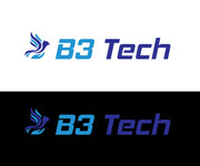 B3 Tech Logo - Entry #145