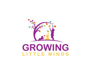 Growing Little Minds Early Learning Center or Growing Little Minds Logo - Entry #12