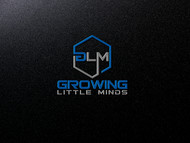 Growing Little Minds Early Learning Center or Growing Little Minds Logo - Entry #66