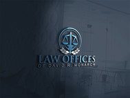 Law Offices of David R. Monarch Logo - Entry #2