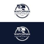 Watchman Surveillance Logo - Entry #221