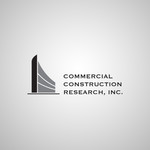 Commercial Construction Research, Inc. Logo - Entry #204