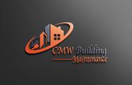 CMW Building Maintenance Logo - Entry #143