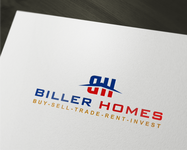 Biller Homes Logo - Entry #73