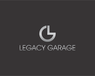 LEGACY GARAGE Logo - Entry #47