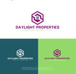 Daylight Properties Logo - Entry #322