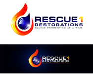 Rescue One Restorations Logo - Entry #26