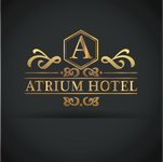 Atrium Hotel Logo - Entry #126