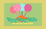 Topsey turvey tables Logo - Entry #140