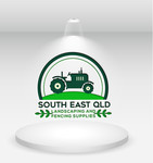 South East Qld Landscaping and Fencing Supplies Logo - Entry #63