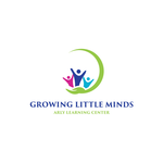 Growing Little Minds Early Learning Center or Growing Little Minds Logo - Entry #92