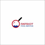 Patriot Pool Service Logo - Entry #189