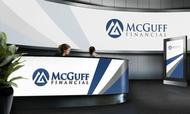 McGuff Financial Logo - Entry #149