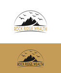 Rock Ridge Wealth Logo - Entry #115