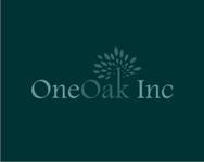 One Oak Inc. Logo - Entry #108