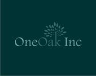 One Oak Inc. Logo - Entry #108